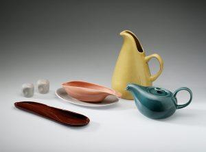 Service de table, American Modern. Design Russel Wright, 1951.