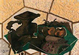 Georges Braque, Le Tapis vert