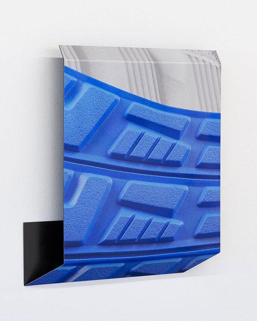 Maxime Guyon, Malleable Composition 1. Exposition à l'ECAL, série Technological Exaptation