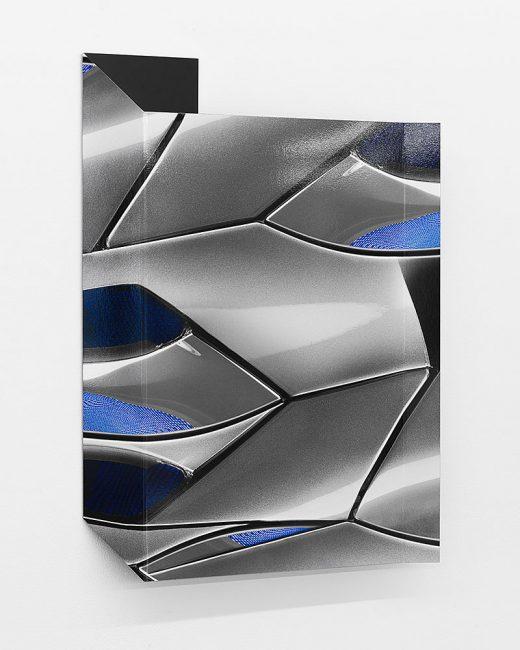 Maxime Guyon, Malleable Composition 02. Exposition à l'ECAL, série Technological Exaptation