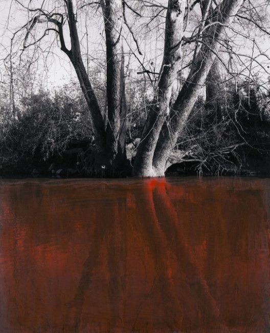 Choccolocco Creek, West Anniston, Alabama, 2012 Avec l'aimable autorisation de l'artiste