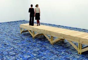 Vue de l'exposition Imagine Brazil au MAC Lyon