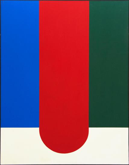 Takesada Matsutani, peinture.