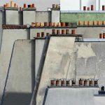Michael Wolf, paris roof tops 4, 2014