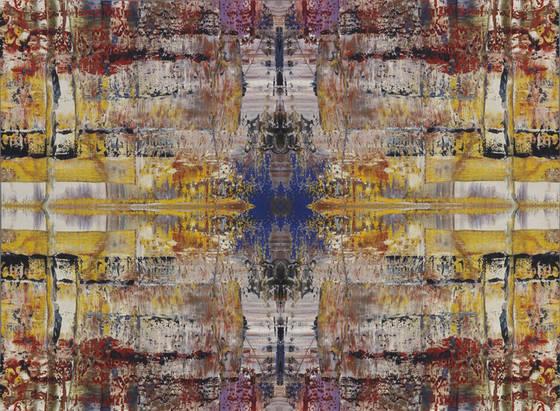 Gerhard Richter, Tapisserie Abdu, 2009