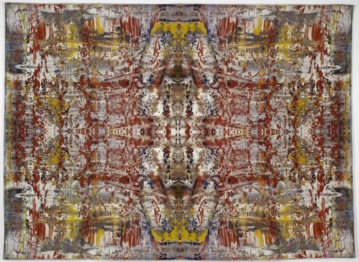 Gerhard Richter, Tapisserie Yusuf, 2009.