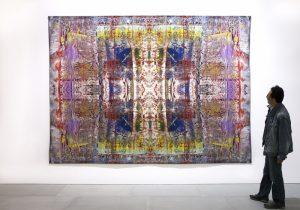 Gerhard Richter, Tapisserie Iblan, 2009.