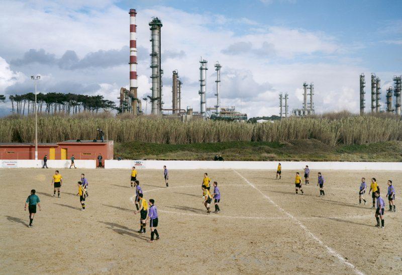 Hans van der Meer, Perafita, Portugal, 2004. Série European Fields