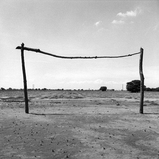 Photographie de Pierre Schwartz : Buts, Mexique