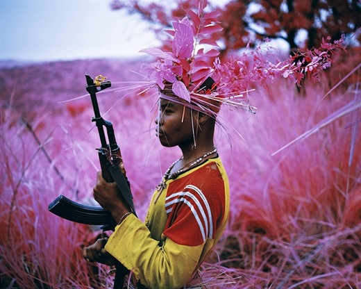 Richard Mosse, The Enclave, 2012