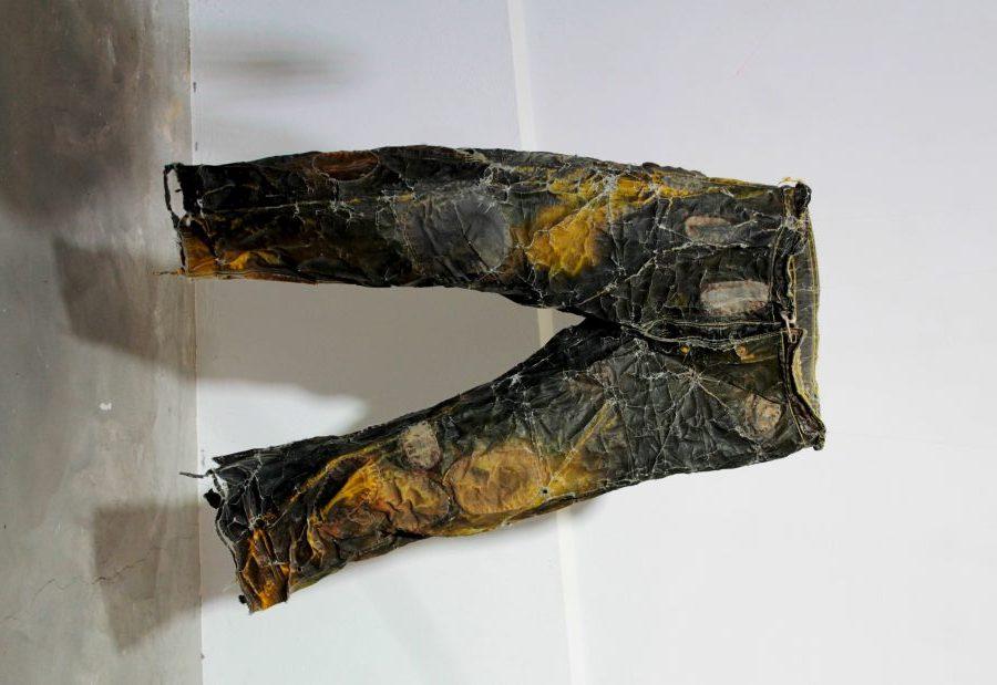 Cécile Borne, artiste du tissu mémoriel