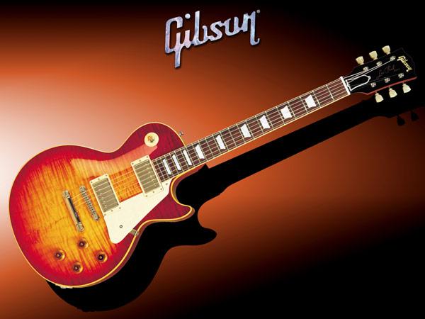 La Gibson Les Paul, une autre icône du rock