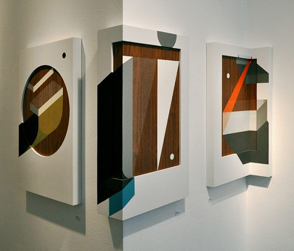 Christopher Derek Bruno, tableaux