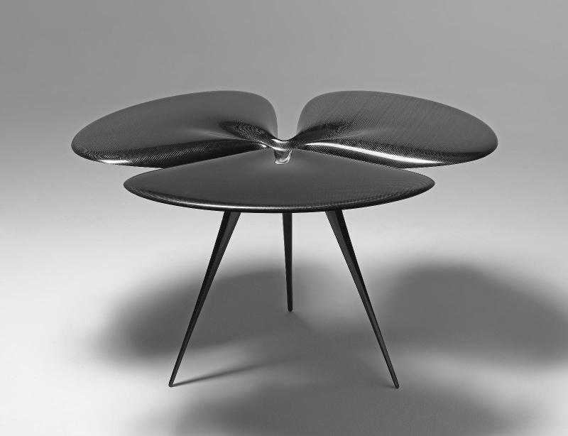 Ross Lovegrove, The Gingko Carbon Table, 2007