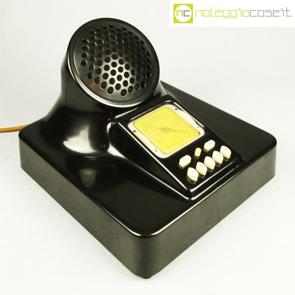 Phonola, radio modèle 547, design Pier Giacomo e Livio Castiglioni, Luigi Caccia Dominioni, 1939.