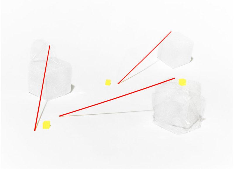 Jessica Labatte, Linear Flexing, série Lazy Shadows