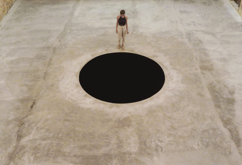 Anish Kapoor, Descent Into Limbo, Havana (2016). Photo by Paola Martinez Fiterre, courtesy of Galeria Continua.