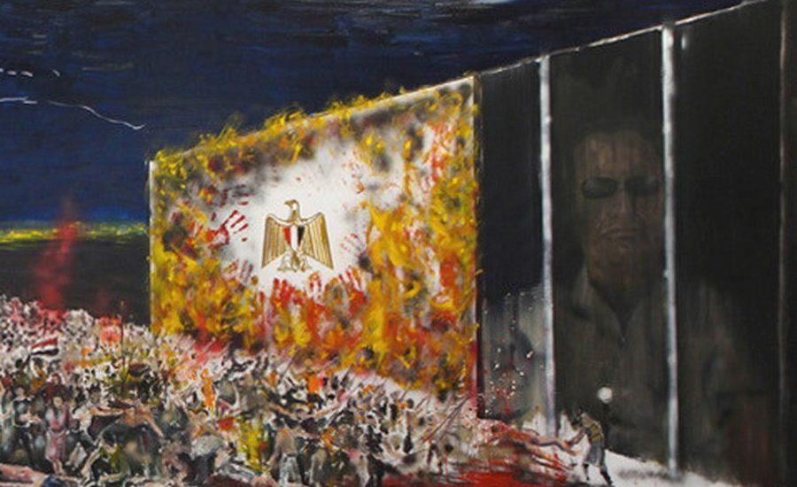 Stéphane Pancréac'h, Le Caire détail, 2013