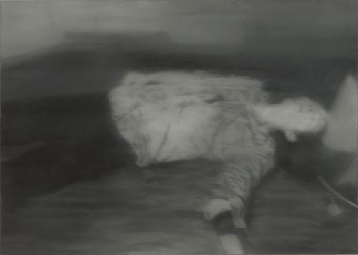 Gerhard Richter, Mort par balle 2, 1988