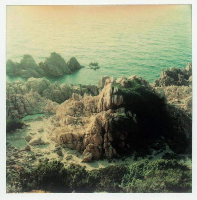 Andreï Tarkovski, photo polaroid
