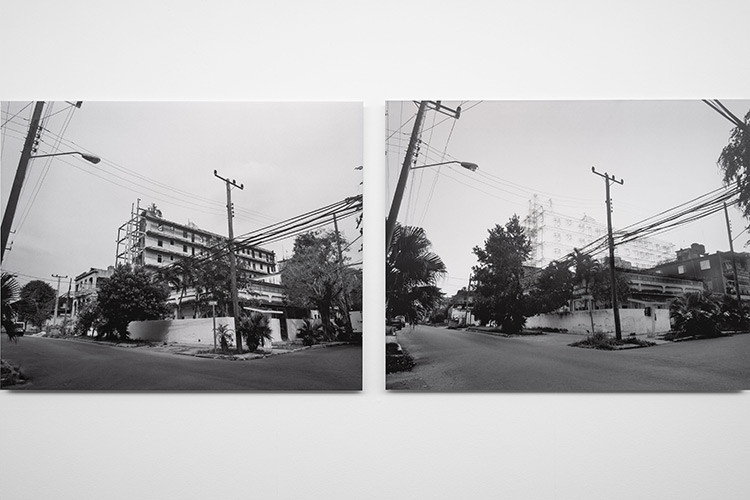 La photographie d'art au MoMA : 1999-2008. Carlos Garaicoa, exposition A Borderless Reality / Carlos Garaicoa