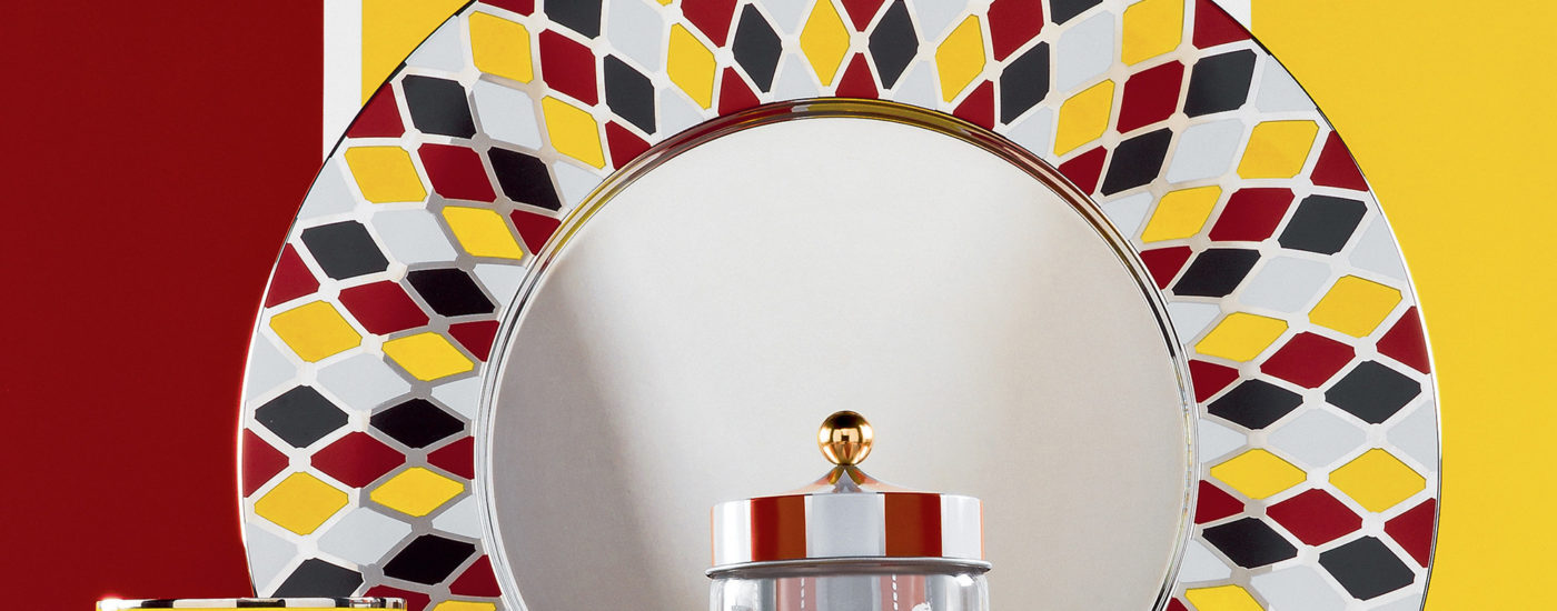 Articles de table de la marque Alessi, design Marcel Wanders