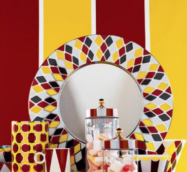 Articles de table de la marque Alessi, design Marcel Wanders