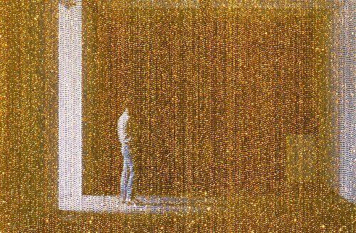 FelixGonzalez-Torres, Untitled (Golden), 1995