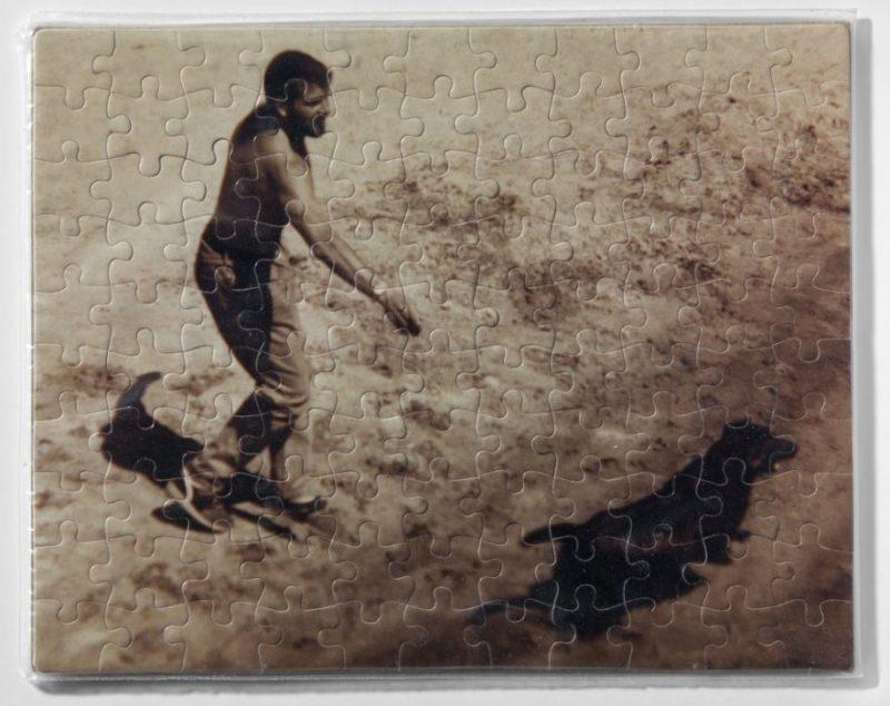 """Felix Gonzales-Torres, """"Untitled"""" (Ross & Harry), 1991"""