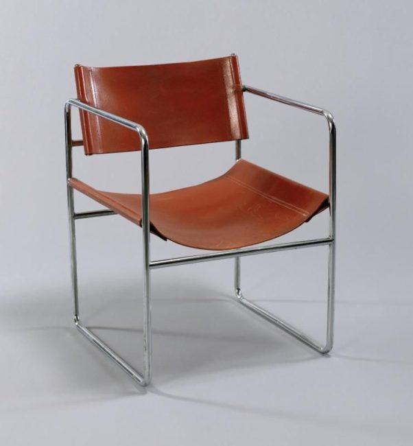 Fauteuil Président, design Michel Cadestin, 1978.