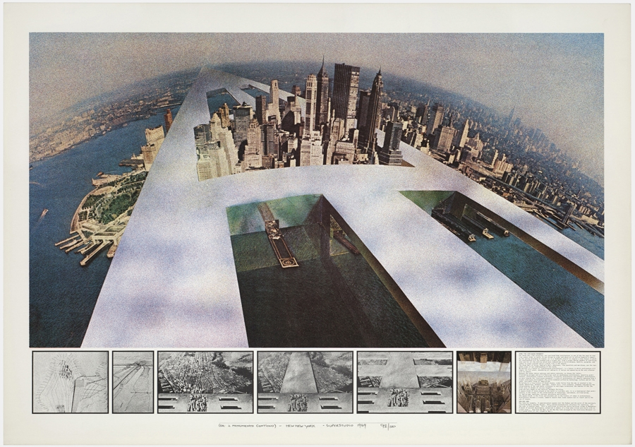 Superstudio : une critique virulente de l'architecture moderne