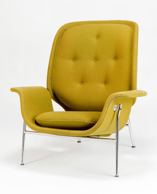 Kangaroo Chair, design Georges Nelson pour Herman Miller, 1956