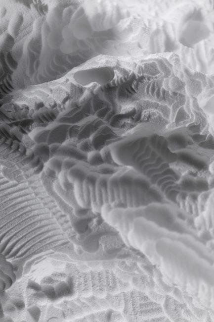 Quayola, Sculpture Factory : Pluton et Proserpine