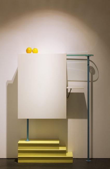 Andrea Branzi, Bar Milano, collection Bau-haus I, édition Studio Alchimia