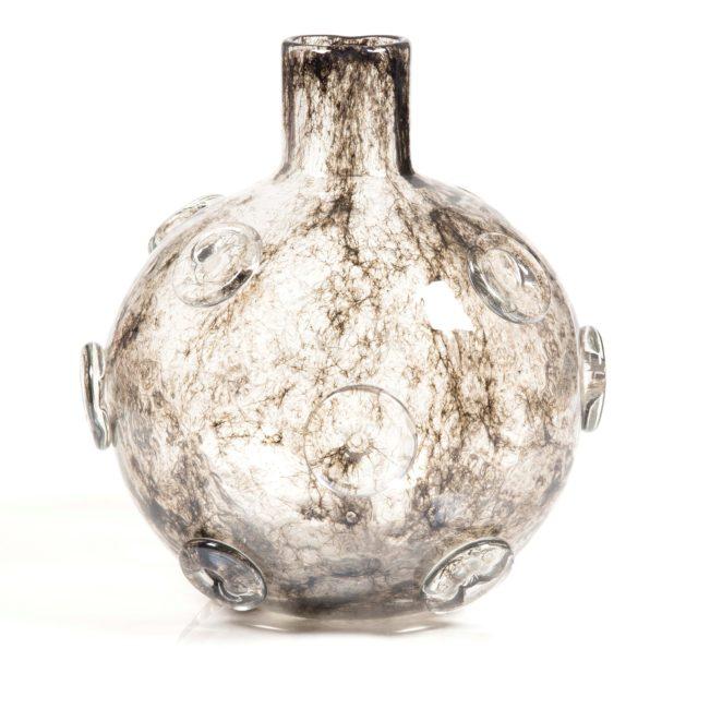 Vase de la série Crepusculo, conception Ercole Barovier, pour Ferro Toso Barovier, vers 1936