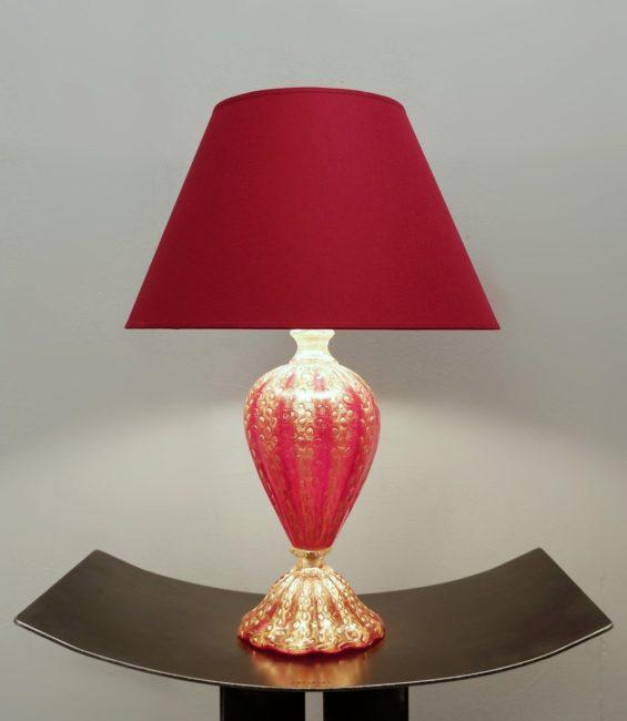 Lampe de Table Barovier & Toso
