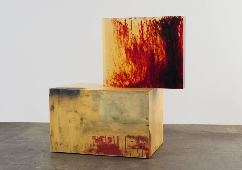 Sterling Ruby, ACTS / WS ROLLIN, 2011.
