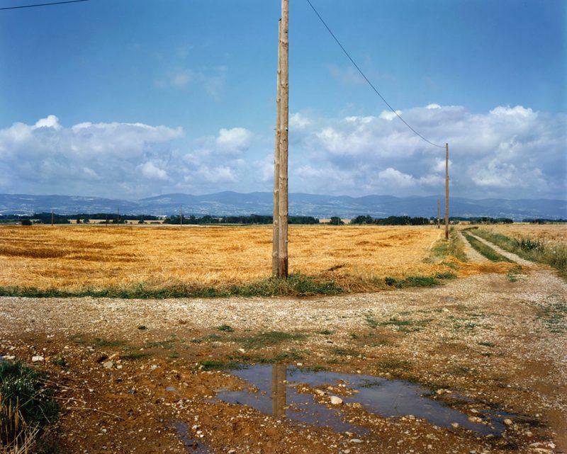 """Série """"La ferme du Garet"""", mission photographique de la DATAR, 1984 Raymond Depardon. © Raymond Depardon / Magnum Photos / DATAR"""